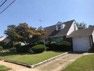 Franklin Square Single Family Home For Sale: 168 Farnum Blvd