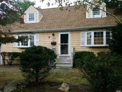 N. Babylon Single Family Home For Sale: 103 Prairie Dr