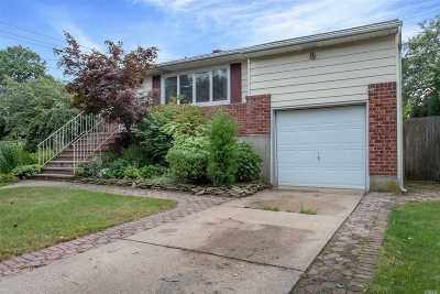 Wantagh Single Family Home For Sale: 2510 Bayview Ave