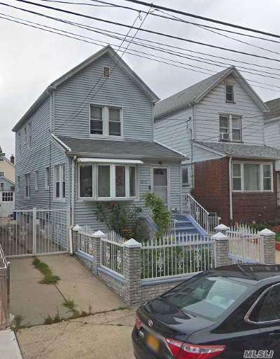 Queens Village, Briarwood, Bayside, Hillcrest, Jamaica Single Family Home For Sale: 92-14 213th St