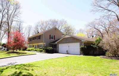 Stony Brook Single Family Home For Sale: 8 Seward Ln