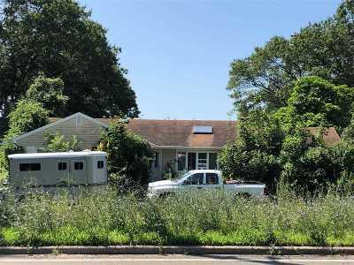 Hauppauge Single Family Home For Sale: 1484 Motor Pky