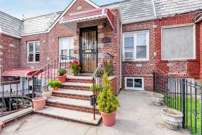 Ozone Park Multi Family Home For Sale: 105-15 101st Rd