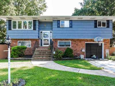 West Islip Single Family Home For Sale: 308 Hunter Ave