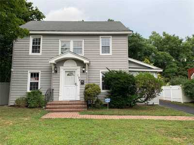 Carle Place, Westbury Single Family Home For Sale: 135 Asbury Ave