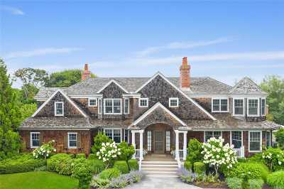 Quogue Single Family Home For Sale: 8 Leaward Ln