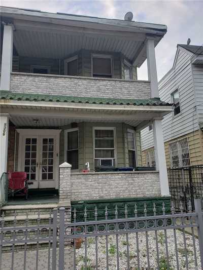 Brooklyn Multi Family Home For Sale: 5306 Snyder Ave