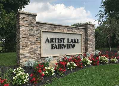 Middle Island Condo/Townhouse For Sale: 17 Artist Lake Dr