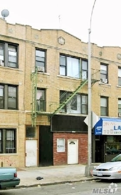 Woodside Multi Family Home For Sale: 63-10 39th Ave