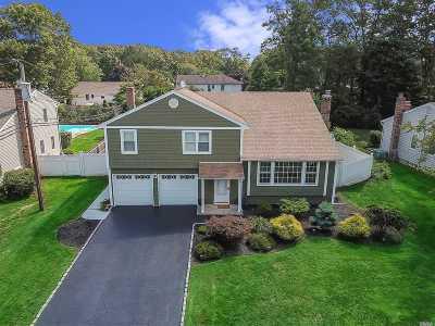 Nesconset Single Family Home For Sale: 11 Commander Vic Ln