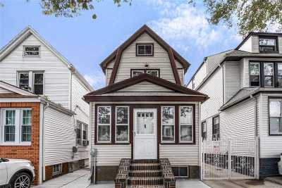 Single Family Home For Sale: 10762 109th St
