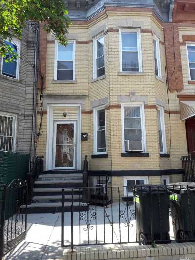 Brooklyn Rental For Rent: 24 Shepherd Ave #1st Fl