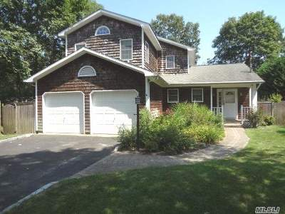 Hampton Bays Single Family Home For Sale: 11 Graham Rd