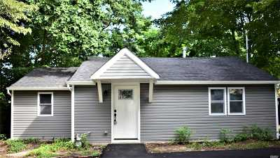 Central Islip Single Family Home For Sale: 12 Dietz St