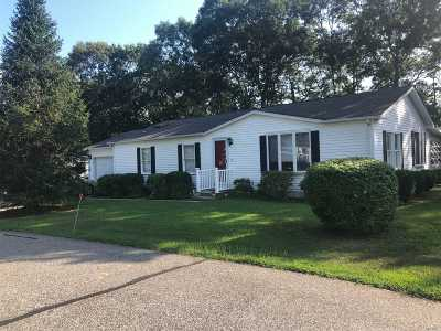 Calverton Single Family Home For Sale: 1407-38 Middle Rd