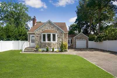 Single Family Home For Sale: 530 Myrtle Ave
