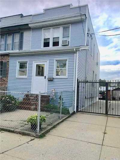 Single Family Home For Sale: 106-30 95th St