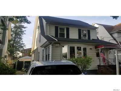Queens Village, Briarwood, Bayside, Hillcrest, Jamaica Single Family Home For Sale: 170-19 84th Rd