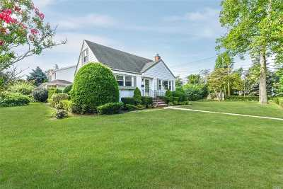 Wantagh Single Family Home For Sale: 2890 Ardsley Rd