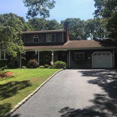 Westhampton Bch Single Family Home For Sale: 7 Mortimer St