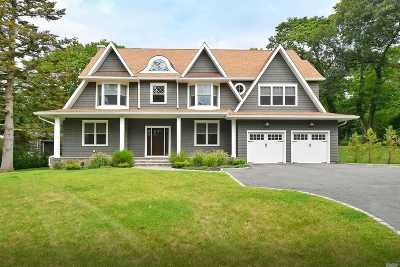Dix Hills Single Family Home For Sale: 433 Wolf Hill Rd