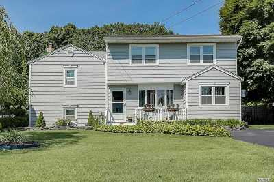 West Islip Single Family Home For Sale: 144 Gladstone Ave