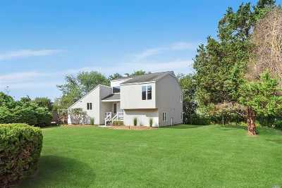 Remsenburg Single Family Home For Sale: 19 Rogers Ln