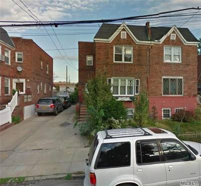 Far Rockaway Single Family Home For Sale: 11-44 Grassmere Ter