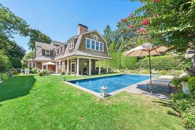 Southampton Single Family Home For Sale: 36 Elm St