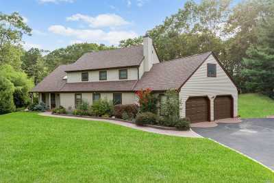 Ridge Single Family Home For Sale: 132 Raynor Rd