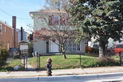 Far Rockaway Multi Family Home For Sale: 443 Beach 67 St