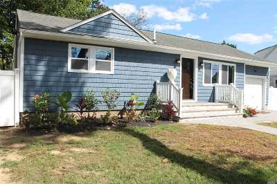 Wantagh Single Family Home For Sale: 2337 Mermaid Ave