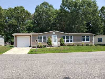 Calverton Single Family Home For Sale: 1407-10 Middle Rd
