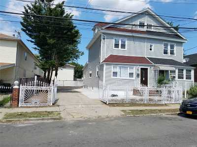 Queens Village, Briarwood, Bayside, Hillcrest, Jamaica Single Family Home For Sale: 170-07 107th Ave