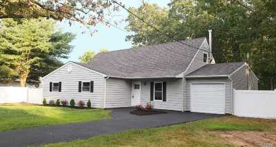 Pt.jefferson Sta NY Single Family Home For Sale: $439,000