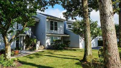 Manorville NY Condo/Townhouse For Sale: $319,900
