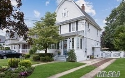 Rockville Centre Single Family Home For Sale