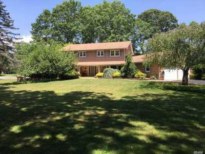 Dix Hills Single Family Home For Sale: 4 Haig Dr