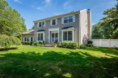 Baiting Hollow Single Family Home For Sale: 248 Southfield Rd