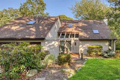 Moriches Single Family Home For Sale: 14 Beverly Ct