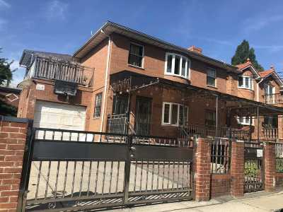 Flushing Multi Family Home For Sale: 47-32 Bowne St