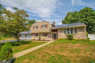Bay Shore Single Family Home For Sale: 53 Fire Road Dr