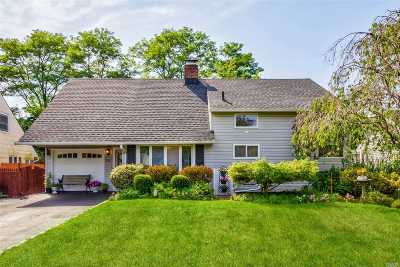 Levittown Single Family Home For Sale: 24 Border Ln