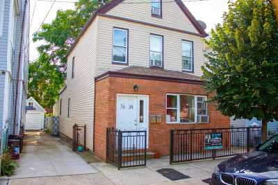Woodhaven Multi Family Home For Sale: 76-34 85th Rd