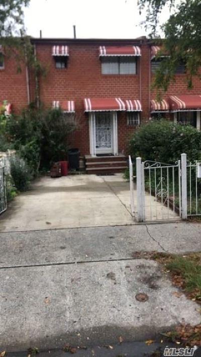 Brooklyn Single Family Home For Sale: Saratoga Ave