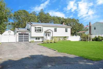 Ronkonkoma Single Family Home For Sale: 2165 Feuereisen Ave