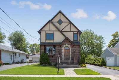 Hicksville Single Family Home For Sale: 34 Liszt St