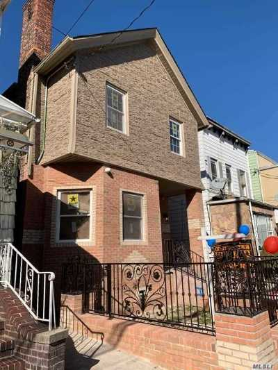 Woodhaven Multi Family Home For Sale: 80-33 88th St