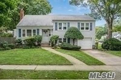 Wantagh Single Family Home For Sale: 3577 Carrollton Ave