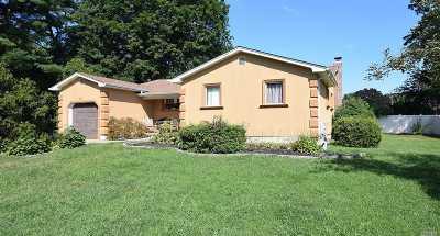 Deer Park Single Family Home For Sale: 53 Stevenson Pl